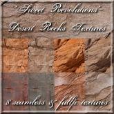 ~*SR*~ Desert Rocks Textures Box
