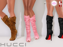 ::HH:: Hucci Urban Cowgirl Boot - Collection