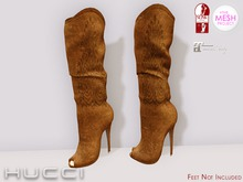 ::HH:: Hucci Urban Cowgirl Boot - Buck