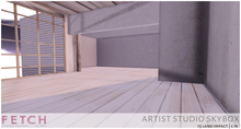 [Fetch] Artist Studio Skybox (wear me to unpack)