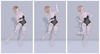 Serendipity cute doll pose pack 13