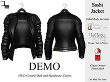 DE Designs - Sashi Jacket - DEMO