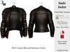 DE Designs - Sashi Jacket - Old Leather