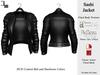 De designs sashi jacket black
