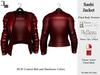 DE Designs - Sashi Jacket - Red