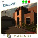 The Enclave by Demanasi - 100% Mesh