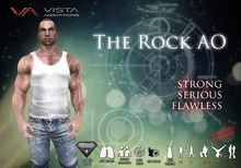 VISTA ANIMATIONS-THE ROCK AO