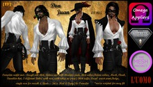 DON JUAN [TF] - (BOXED)