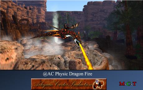 @AC Box Physic Dragon Fire