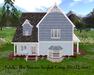 Arabella's Blue Victorian Storybook Cottage II(105LI, 22x20)