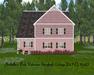 Arabella's pink victorian storybook cottage i ad