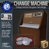 ER Change Machine