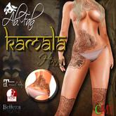 Ab.Fab Kamala Henna Tattoo