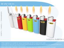 BWish - Mini Lighter 6 Colors Mesh Full Perm