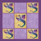Dragon Blanket animated
