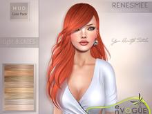enVOGUE - HAIR Renesmee - Light Blondes