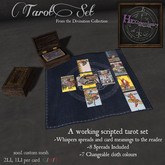 *HEXtraordinary* Tarot Set