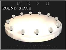 T-3D Creations [ Bulb Stage 005 ]  Regular MESH - Full Perm -