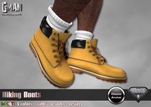 GMan BT - Hiking Boots