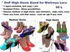 OnP High Heels Sized for Maitreya Lara