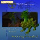 [TR] Riding Dragons
