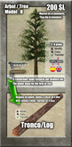 *Caja* - Arbol / Tree - Model : B [G&S]