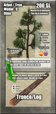*Caja* - Arbol / Tree - Model : C [G&S]