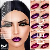 DEMO Oceane - Mistress Mood Lip Gloss Pink Purples