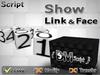 Show Link & Face    [DM-Script] ( vdo )