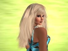 Linda Hair -  blond