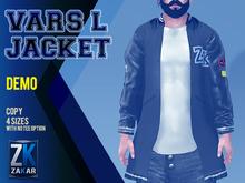 Vars L Jacket (DEMO) - ZK