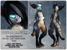 .: Visual Magick :. // Hexed And Perplexed - Bone