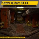[FYI] Mesh Sewer Bunker Kit X1