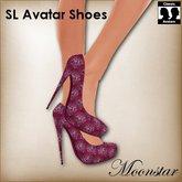 Admena SL Avatar Shoes by Moonstar T