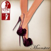 Admena Slink High Shoes by Moonstar T