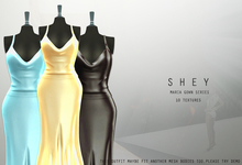 SHEY - Maria Gown ( 10 Textures )