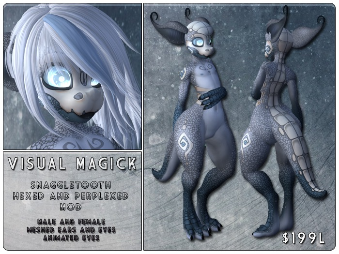 .: Visual Magick :. // Kobold Hexed And Perplexed : Spectre