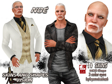 Vision Skins and shape Noe