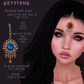 .Keystone. Mecaedin Head jewel.
