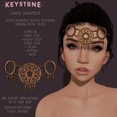 .Keystone. Ukalie Headpiece [Box]