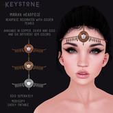 .Keystone. Mirran Headpiece