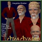Jacques Elder Male Avatar