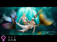 JOMO DS mermaid tail ALL 10