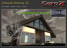 [C a r o X] House Danny2 - Full Perm for Reseller
