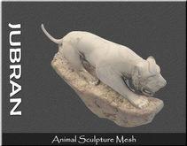 Animal Sculpture Mesh