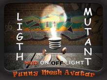 LIGHT MUTANT + HUD