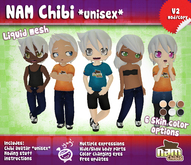 Chibi boy *rezz and click*