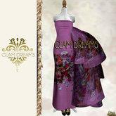 """Glam Dreams """" Primavera """" Lavender Gown"""