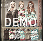 DEMO NS::  Tank Top with Sweater (HUD)