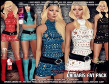 Dafnis fat pack damaris 2015 with appliers for layers omega